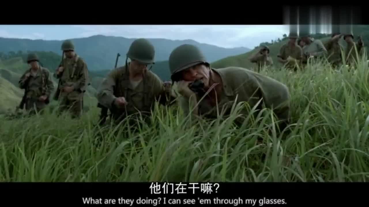 #经典看电影#不顾士兵死活下令冲锋,美军官兵悍然抗命