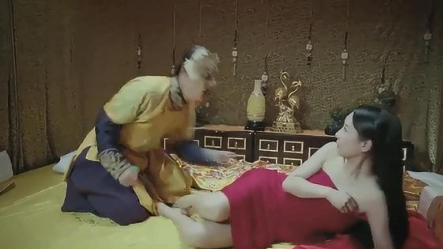 龙珠传奇:易欢胆大妄为,为拒侍寝,竟对皇上大打出手