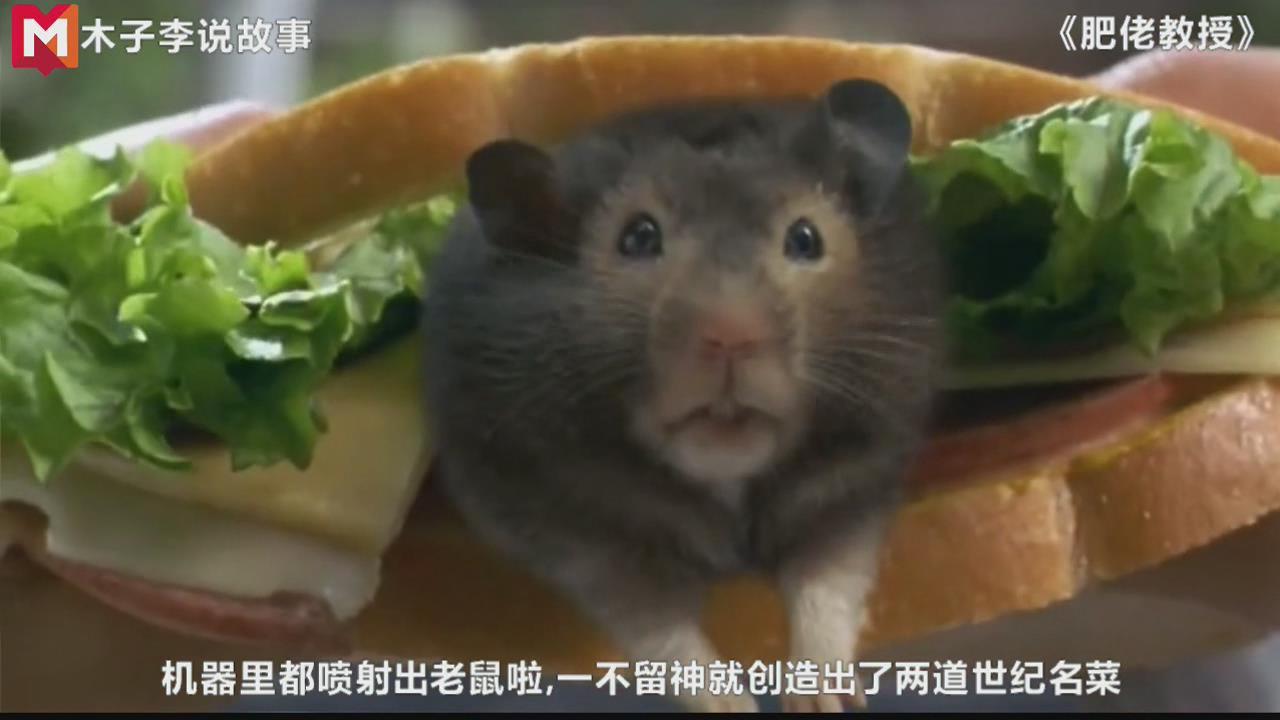#经典影视#木子李说 故事,美国最新快餐,老鼠牌三明治
