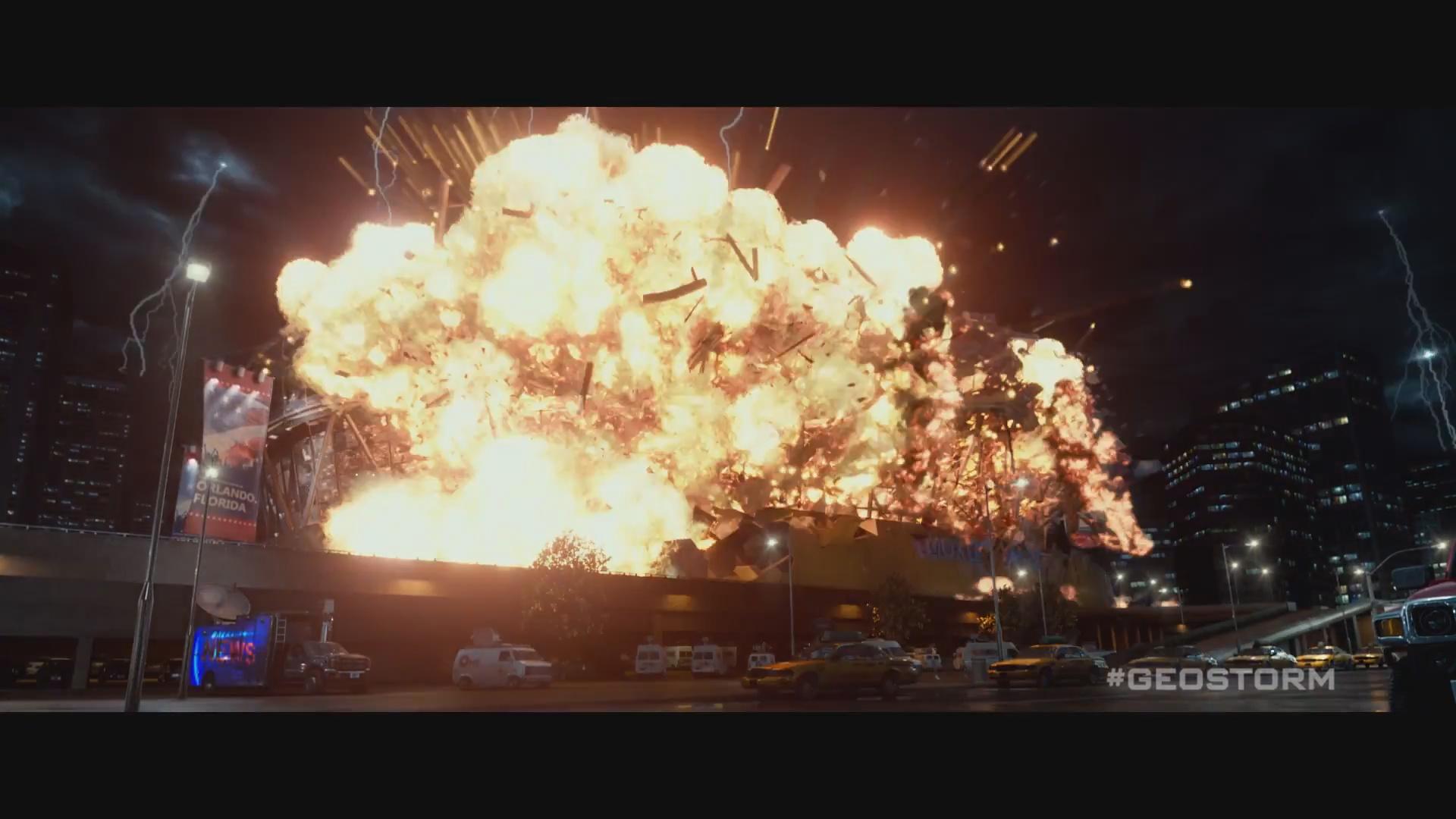 规模空前灾难巨制,杰拉德巴特勒领衔《全球风暴》IMAX版预告