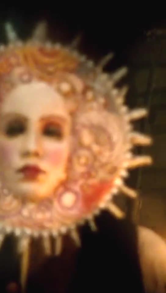 #影视#《天上再见》来一起开始数面具!年度最美电影,错过等不到!