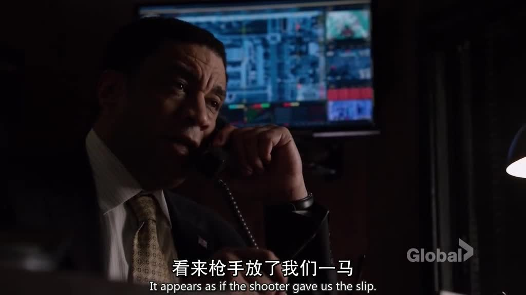 在行动小组的基地里,雷丁顿亲自向库珀等人汇报黑名单上的一个人