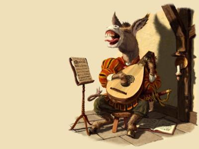 爆笑一歌:听到你驴一样的嗓音就很欢乐