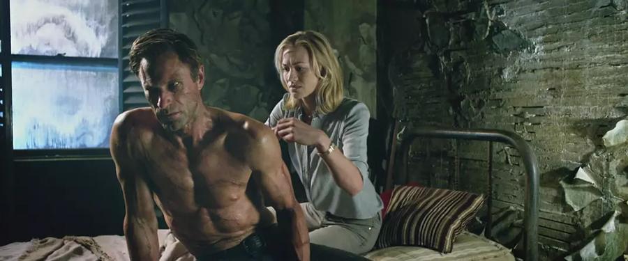 #经典看电影#女科学家爱上尸体凑成的男人,为探索他的身体奥秘,公然做这种事