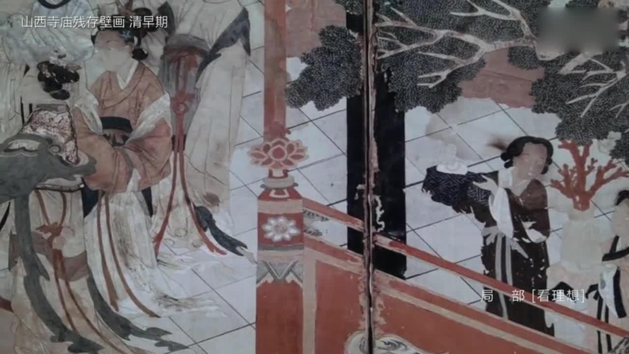 这幅画的画的是红楼梦吗?看着这么像?