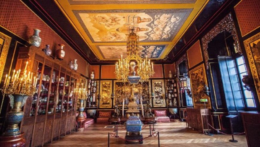 圆明园被抢文物究竟去了哪?法国为此建宫殿,三万件国宝堆满屋!