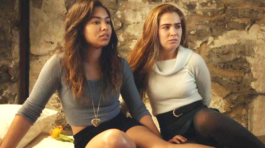 ##经典看电影##3个女孩被抓,绑匪竟然有24个人格!