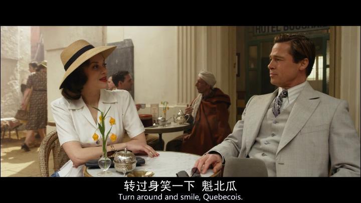 #经典看电影#《间谍同盟》一个间谍的反应要有多灵敏