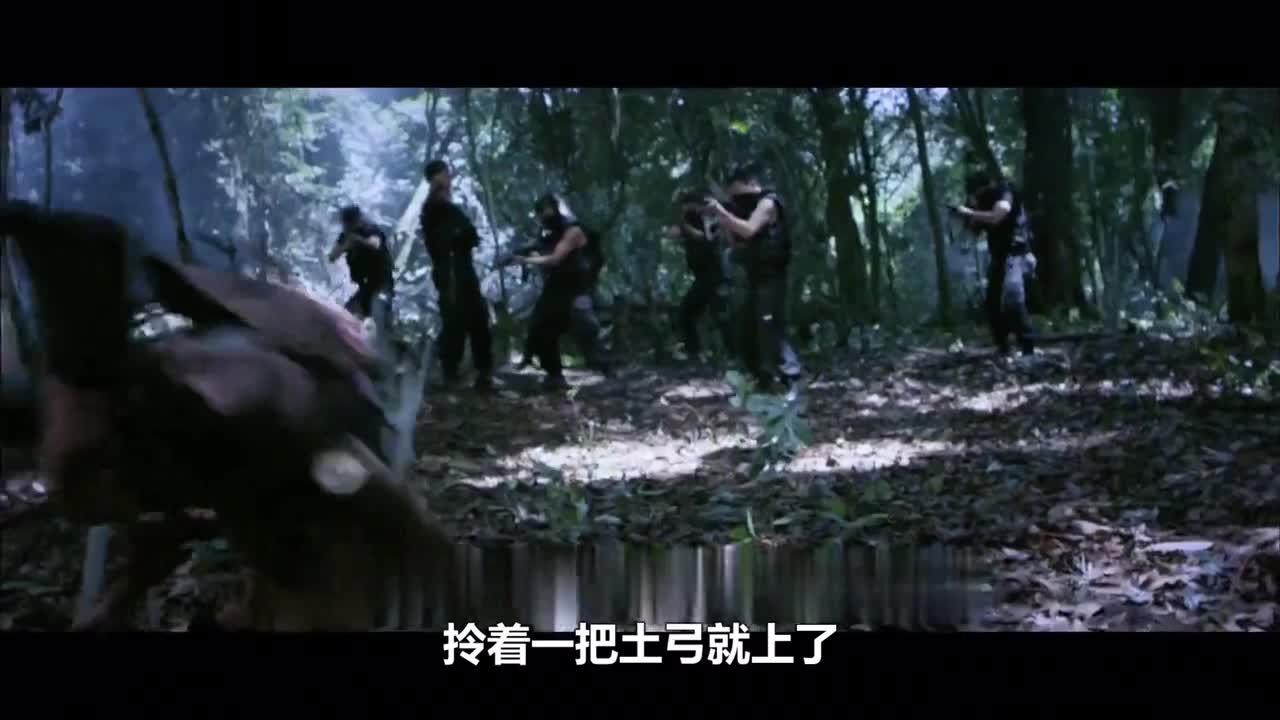 #电影#解说《铁血娇娃》-8