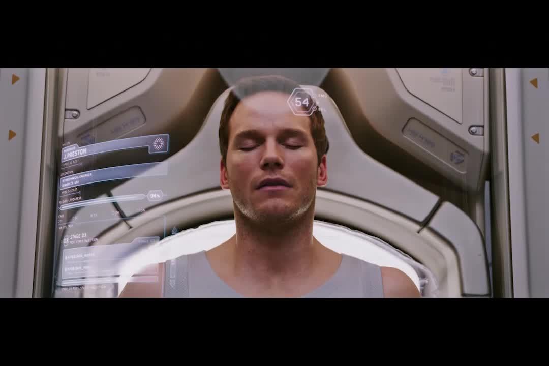 小伙体验太空旅行,这样的叫醒服务,真的太高科技了