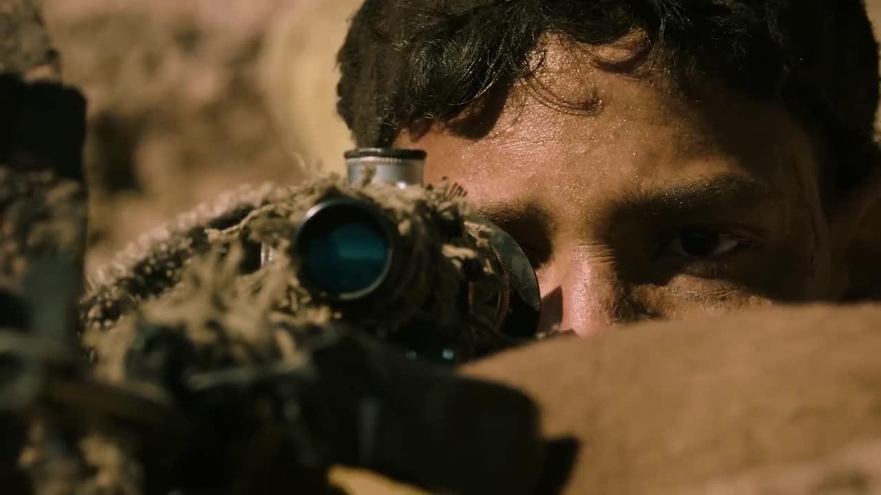 #经典看电影#狙击手之间的较量,处处都是细节,成败只在一瞬间