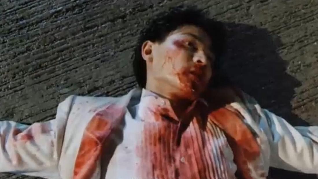 #经典看电影#刘德华的第一次荧屏死亡,看哭了多少人啊