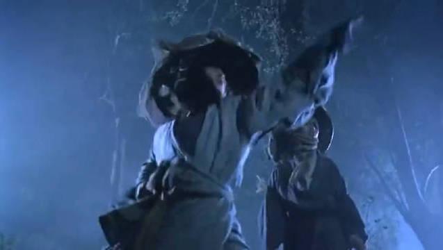 #一起看电影#以前的真武侠,就连徐克自己都拍不出这个感觉了