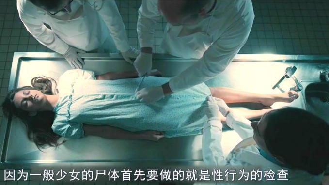 #经典看电影#禽兽,继父将少女强暴致死,竟然还偷走了她的内脏器官!