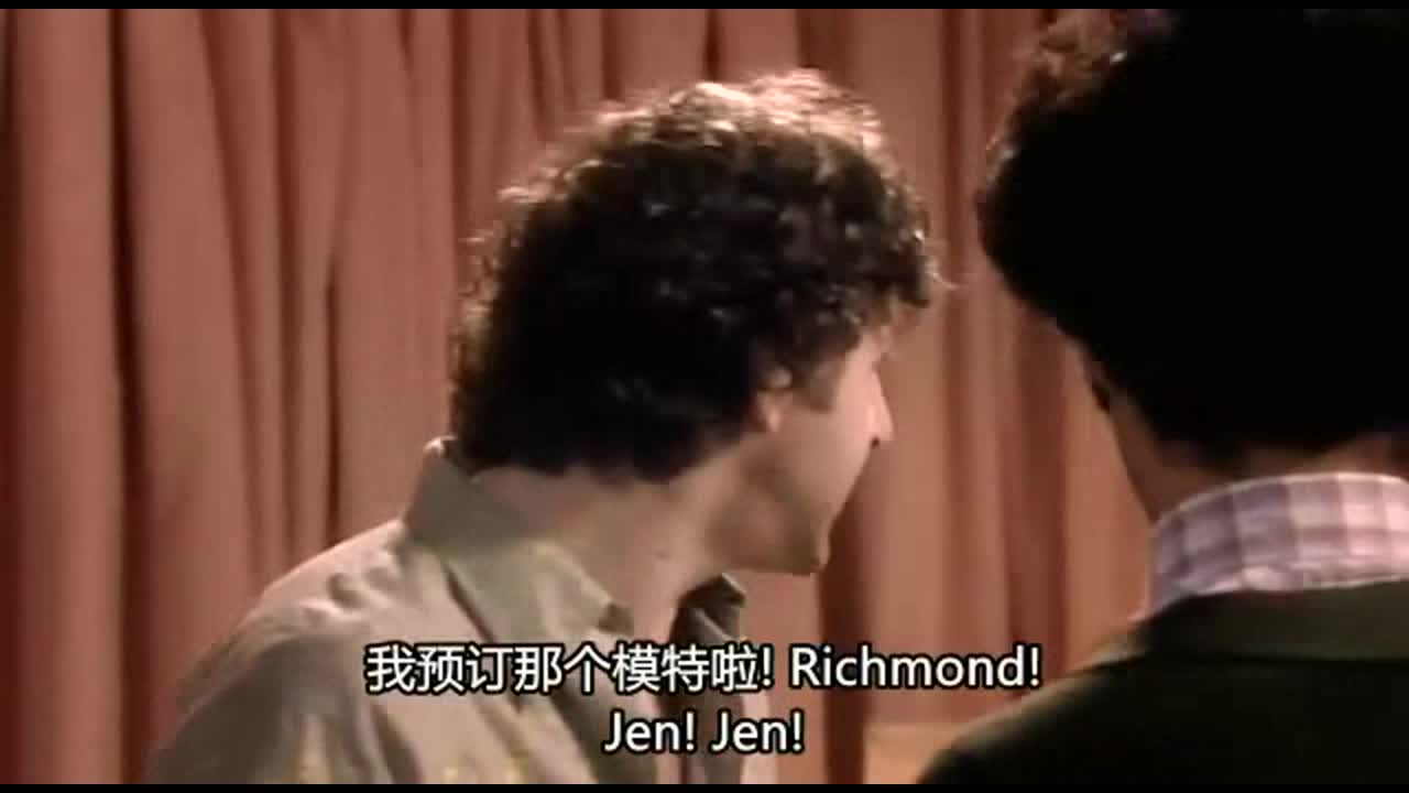 Jen一再强调,让他们三个人在女人面前表现的正常一点