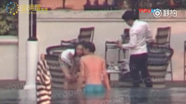白百何和小鲜肉去泰国度假,陈羽凡看到视频会作何感想···