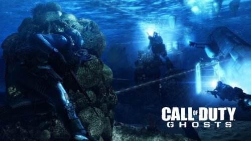 使命召唤10:幽灵原声剧情流程第十二集:深海猎奇
