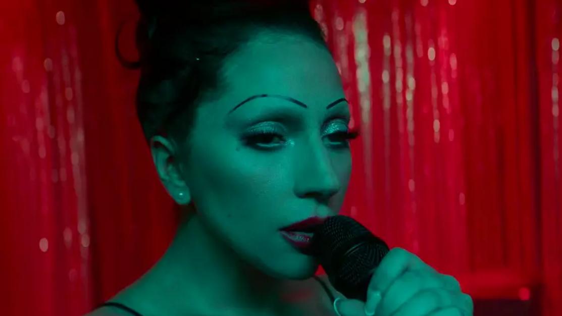 #一个明星的诞生#音乐片《一个明星的诞生》,Lady Gaga演绎小人物成名路