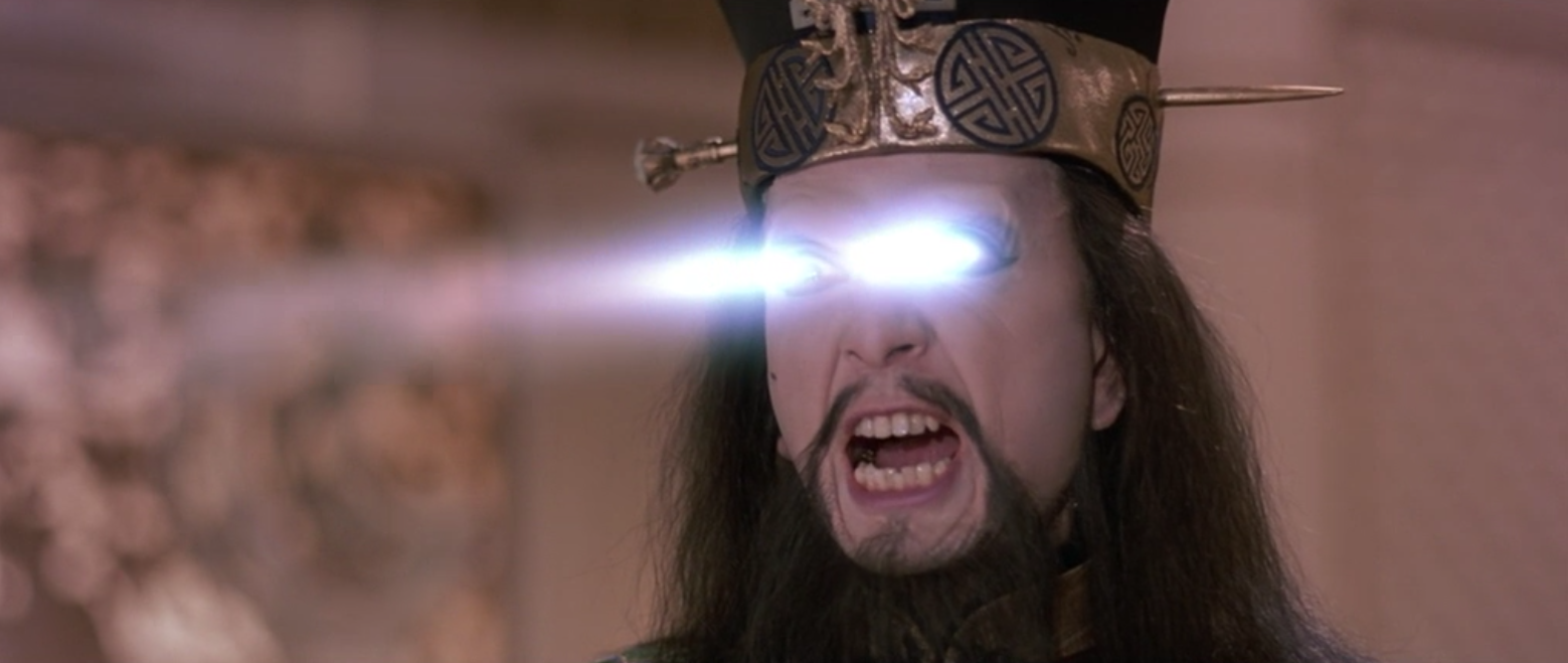 """#经典看电影#一部美国奇幻电影,小伙活了""""2000年"""",眼睛比电灯泡还亮!"""
