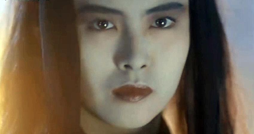 林正英师徒与魔搏斗魂飞,王祖贤出手相助扭转乾坤