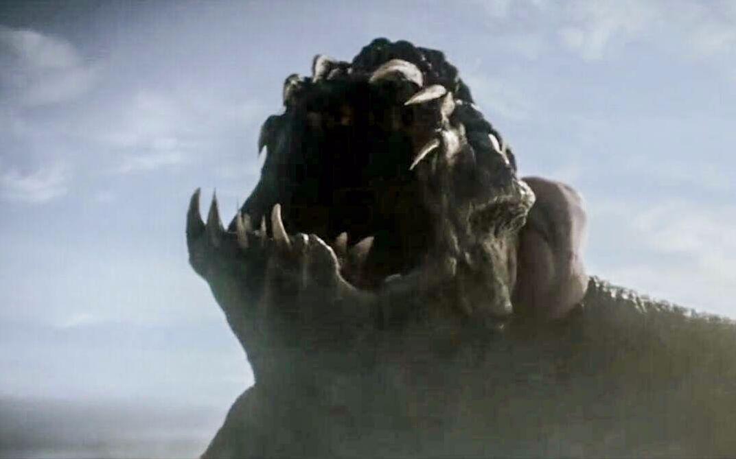 #电影最前线#科洛弗怪兽乱入环太平洋,隐藏彩蛋证明平行宇宙出现错乱