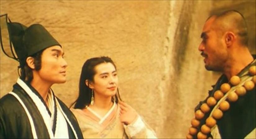 水浒英雄本色:鲁智深有漂亮老婆连和尚都不做,与林冲不要做朋友