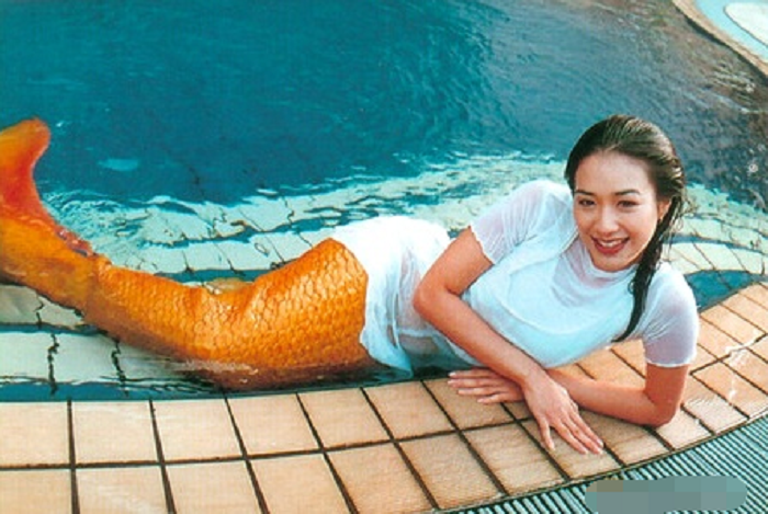 #经典看电影#94年,这部《美人鱼》,堪称经典!