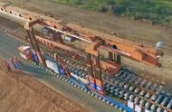 中国在海外最疯狂的一次工程,连建98座路桥