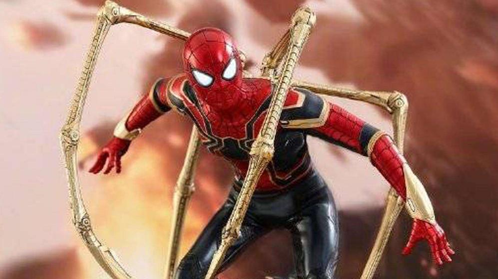 #蜘蛛侠:英雄远征#《蜘蛛侠:英雄远征》新战衣!撞钢铁侠战衣MK50,加4根金腿