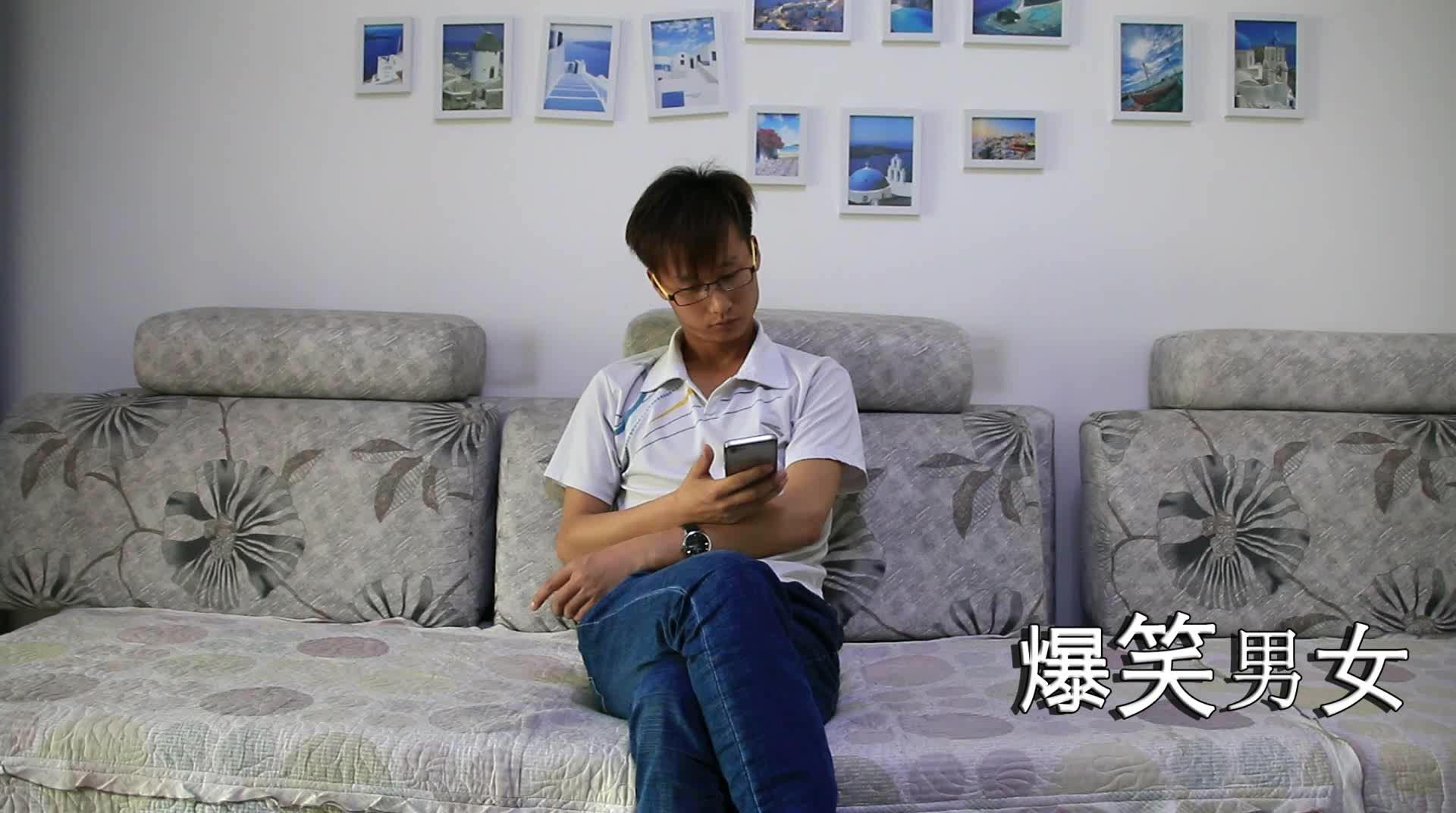 #搞笑趣事#老公天天在家玩手机,老婆怎么劝说都没用