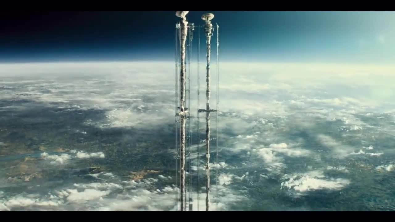#经典看电影#世界上高的梯子!