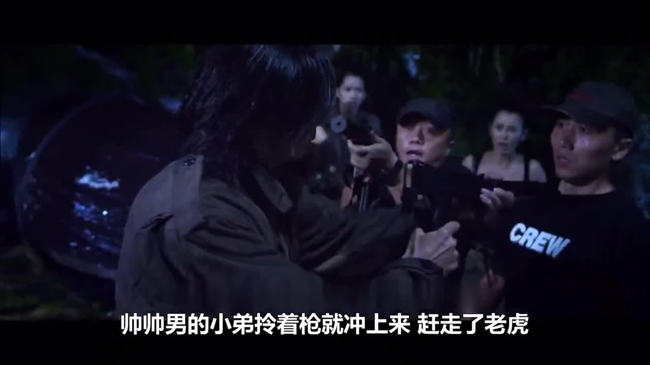 #电影#解说《铁血娇娃》-5