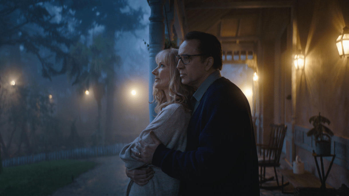 #电影迷的修养#尼古拉斯凯奇年度惊悚力作《星之彩》