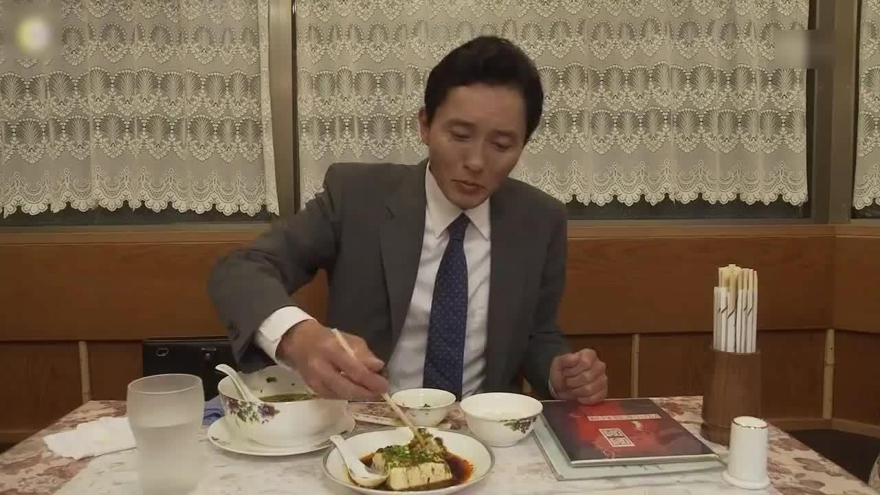 井之头五郎美食家,尝试麻婆豆腐