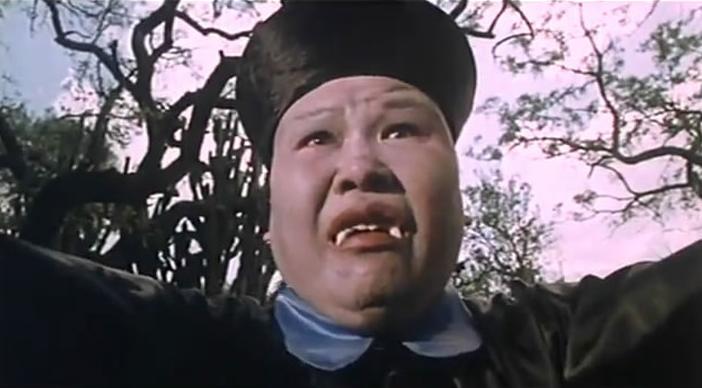 #经典影视#中国僵尸激战非洲巨人,周星驰、吴孟达都为其配音的林正英电影