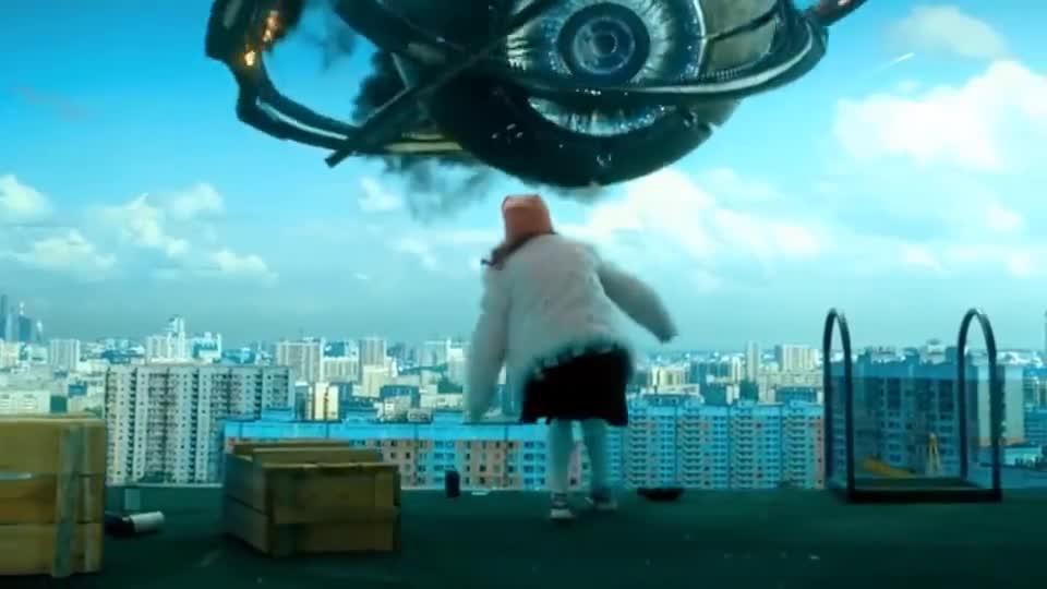#经典看电影#外星兄弟,你刹不住车了吧