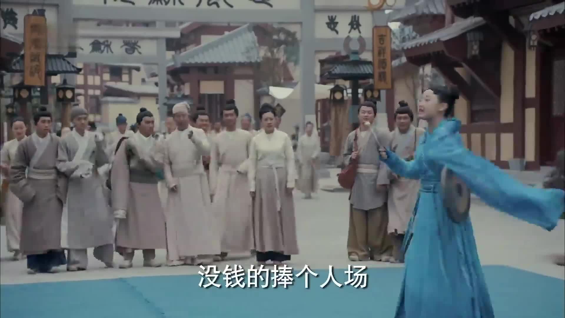 #我的少女心#关晓彤当众卖艺, 小朋友耍杂技竟获得皇帝点赞!