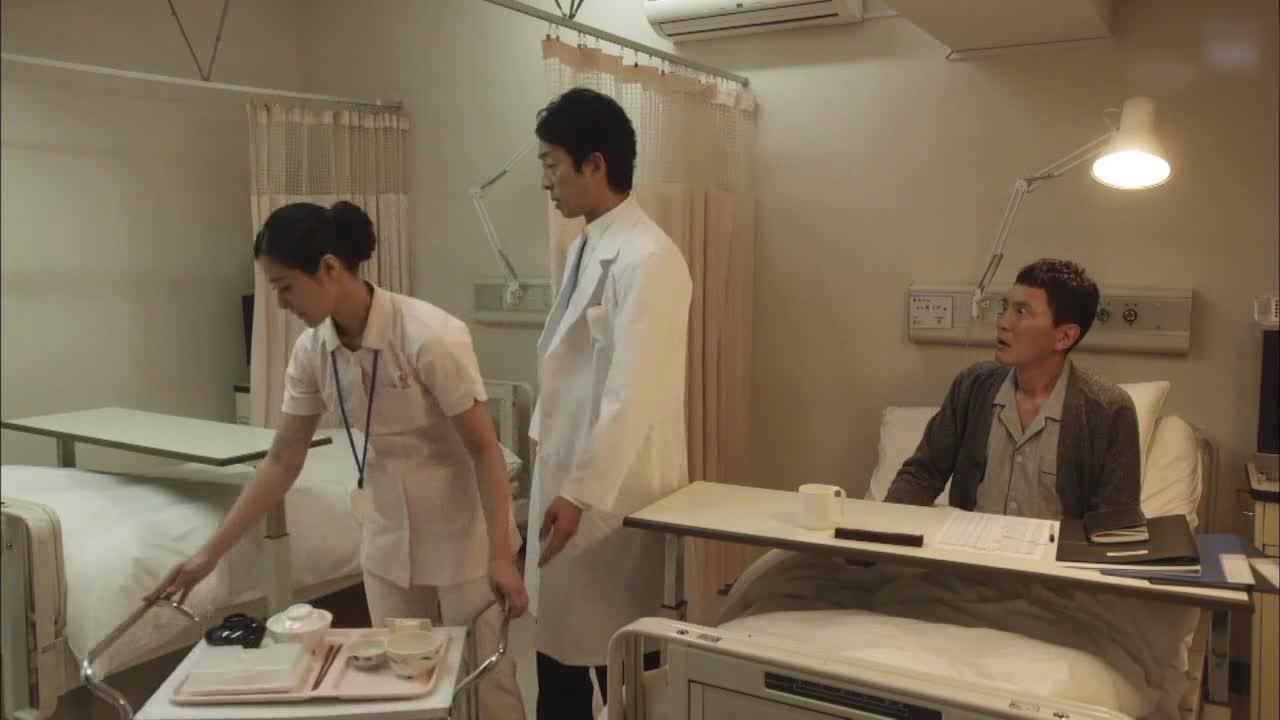 井之头五郎美食家,医院散步