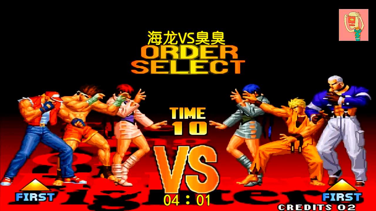 拳皇97:坂崎良最终还是站了起来,希尔米虽败犹荣!