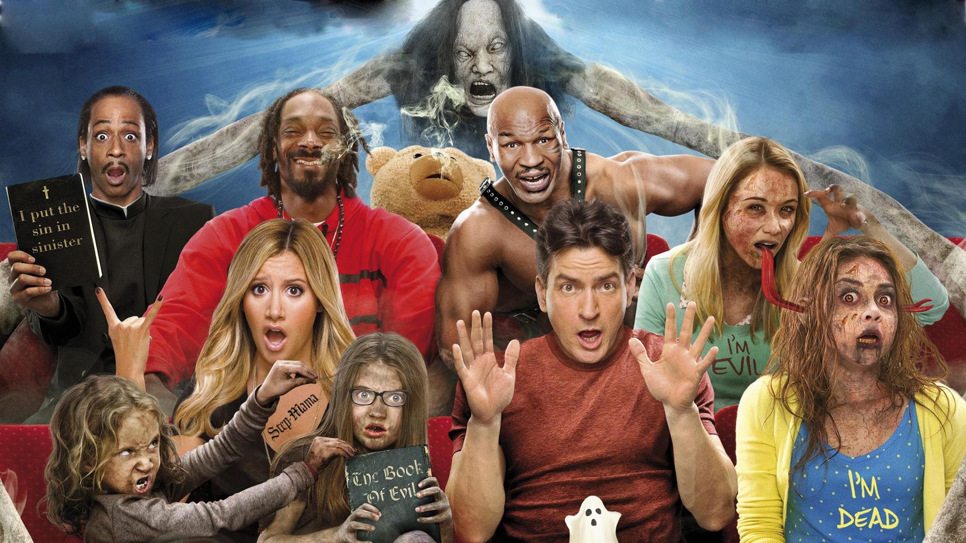 #经典电影#为什么系列老粉都说《惊声尖笑5》不好看?