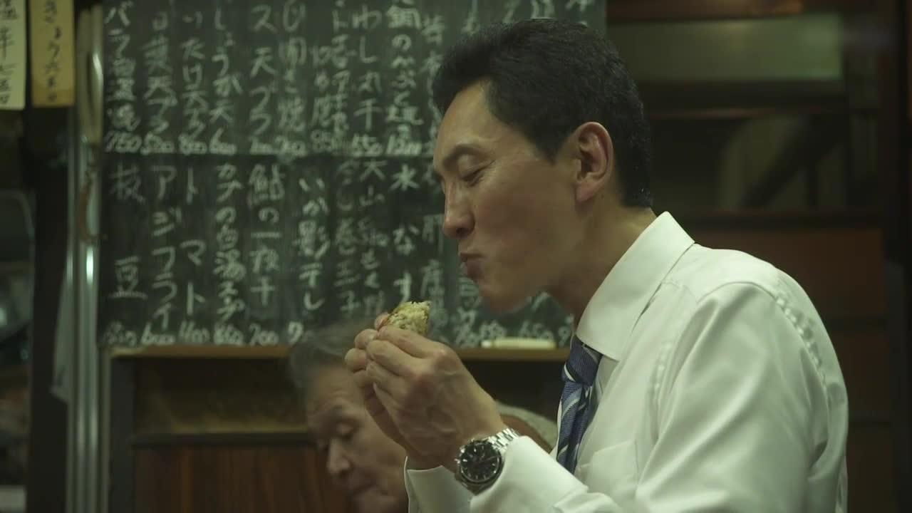 井之头五郎美食家,吃饱离开
