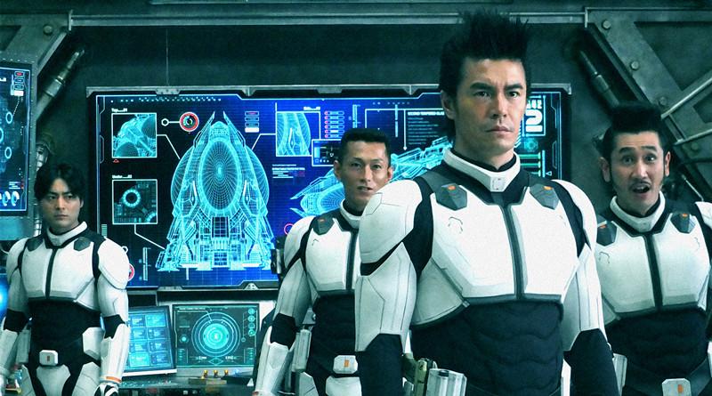 #电影最前线#人类变成昆虫大战火星蟑螂,日本人的脑洞实在是太大了!