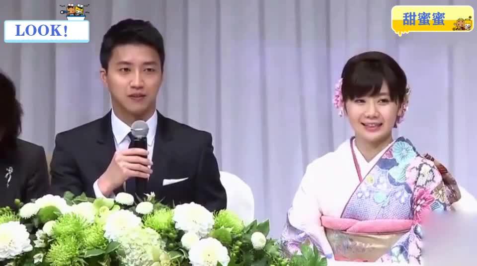 """#我的少女心#福原爱转换发型又变可爱,""""表情帝""""理发师抢镜成功!"""