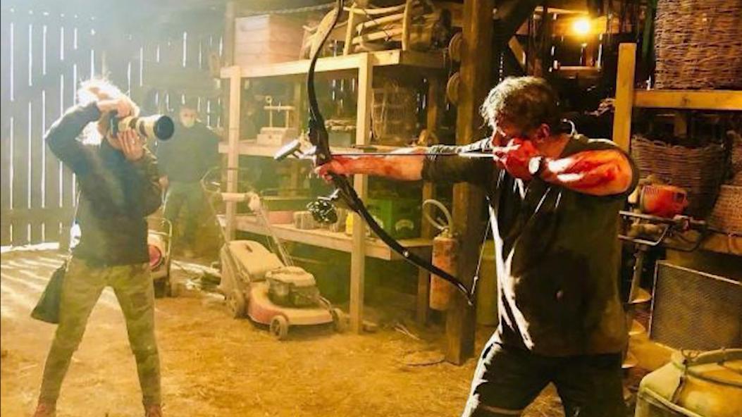 #第一滴血5#《第一滴血5》定档9月,史泰龙发布全新剧照,兰博英雄归来!