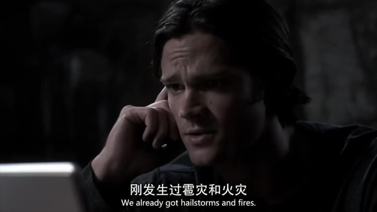 男子看到了世界末日的征兆,打电话向好友求助