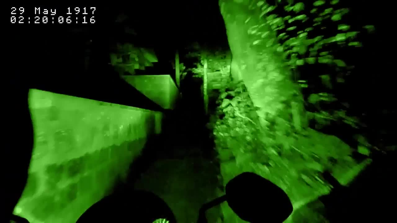 真实记录可怕的幽灵出没,诡异恐怖画面!