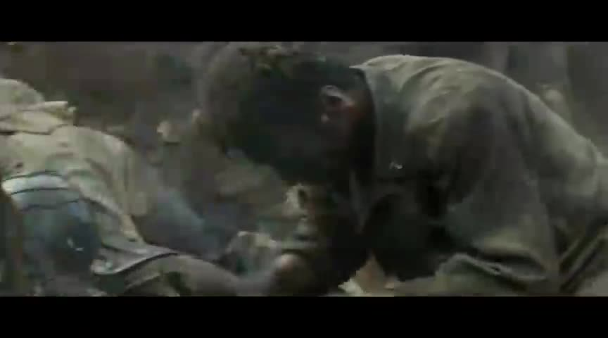 战争的残酷在此展现得最为淋漓尽致!终于明白什么叫杀红眼了