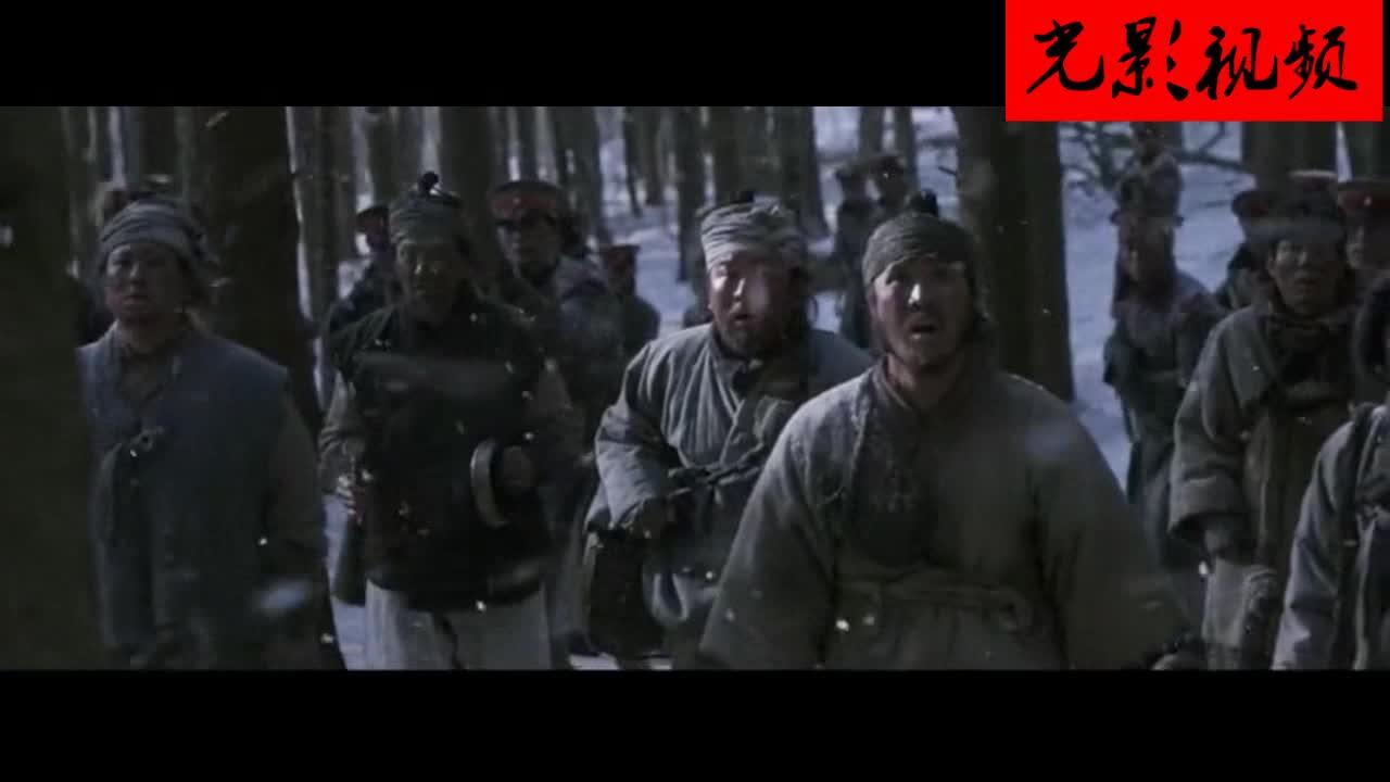日本侵略中国,东北老林杀东北虎,后悔的不要不要的