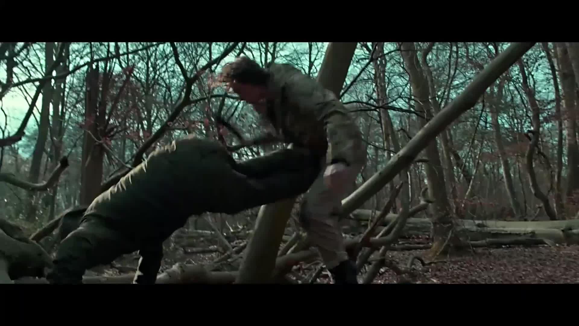 #这个视频666#《英伦对决》:丛林肉搏