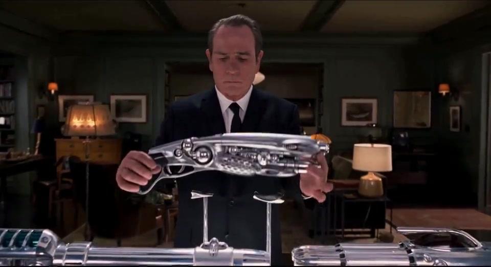 你以为这是玩具枪错,其实谁都没猜到是什么东西